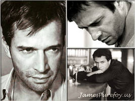 James Purefoy Black-n-White by khamarupa
