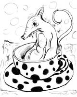 Critter in a Cup by khamarupa