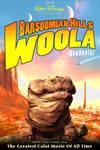 Barsoomian Hills Woola!