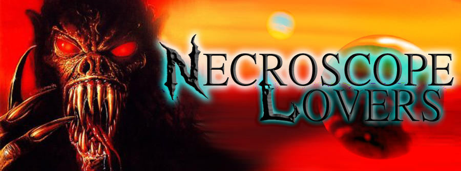 Necroscope Lovers FB Header by khamarupa