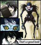 Ryuk, that's a good look! -L