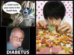 Death Note L Diabetes