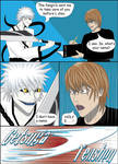 Hichigo vs Kira! Death Note x Bleach