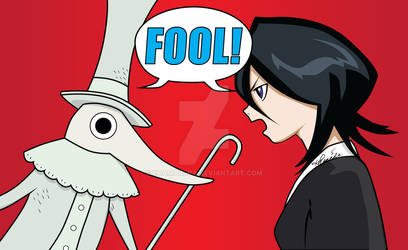 Bleach x Soul Eater: FOOL!