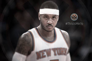 Carmelo Anthony - #ThisIsMe7o by dixoncider123