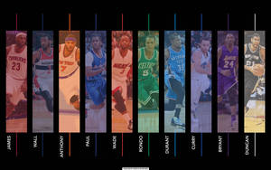 2014/15 NBA Season - Players To Watch by dixoncider123