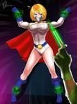Power Girl Powerless!