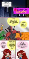 Starfire's game! Part 2! AE Comic!