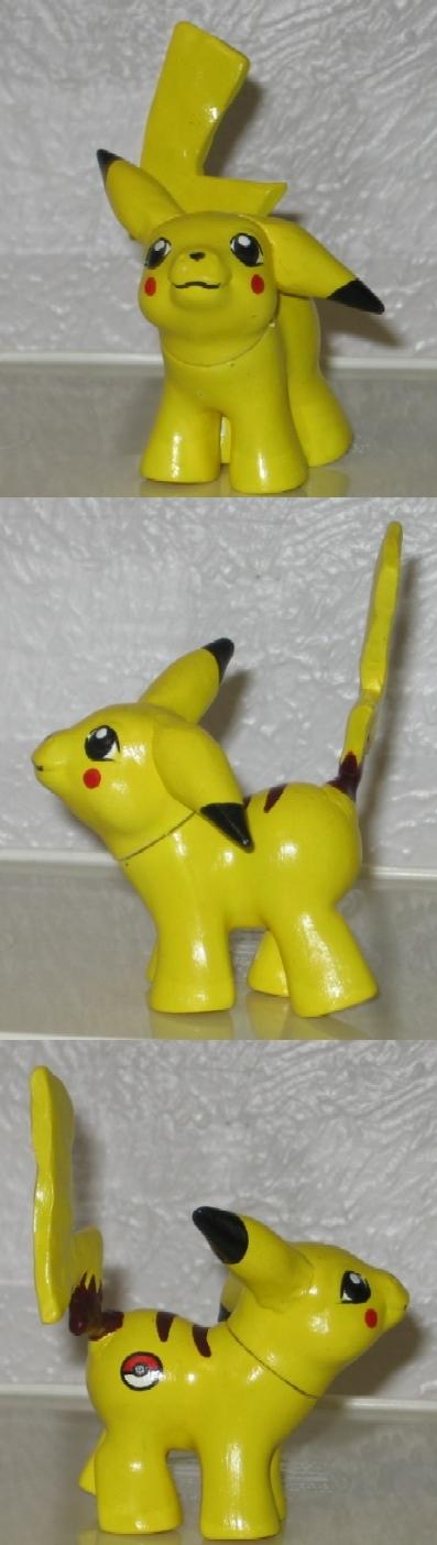 Pika Pony by PoniesOfDOOOM