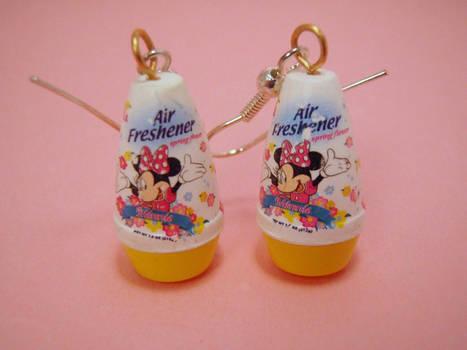 Air Freshener Earrings