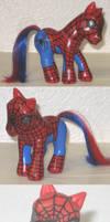 Spiderman Pony