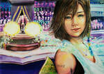yuna FFX by YukiFantasy