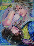 FINAL FANTASY X REMASTERED by YukiFantasy