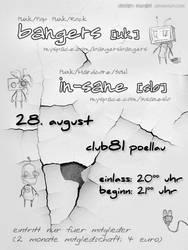 Club 81 Flyer on 28. Aug 2009 by mangei