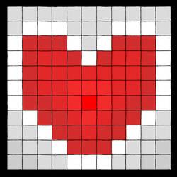 Valentines Day Contest - Heart by mangei