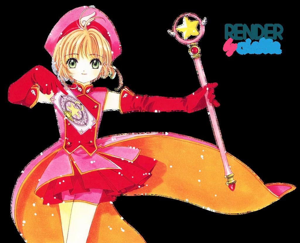 Render Sakura III by Cielle-Rose