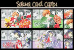 Sakura Card Captor Sets