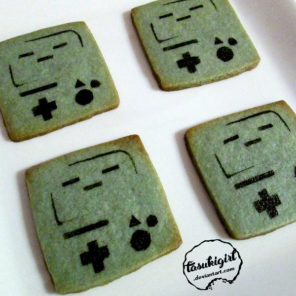 BMO Cookies by tasukigirl