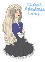 Anastasia:: EA