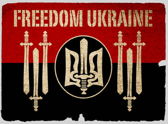 Freedom Ukraine by BuldoZZeR