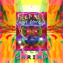 Hatchet Shrimp - Feed Me Your Beard