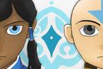 The Avatar and Raava