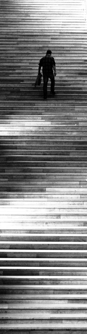 infinite stairway by flowerbauer