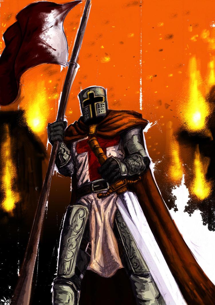Crusader by StoryKillinger