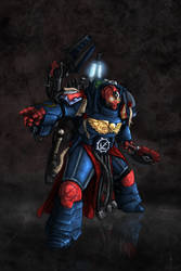 Techmarine Terminator