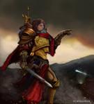 Rogue Trader Scylla Tiberius Power Armor