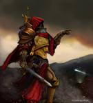 Rogue Trader Power Armor