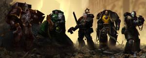 DeathWatch Crew