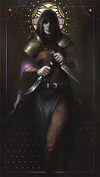 The Dark Brotherhood Rogue by StoryKillinger