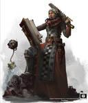 Inquisitorial Adept: Warhammer 40k