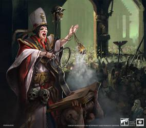 Ecclesiarchy - Confessor