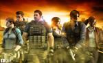 Resident Evil Wallpaper 2