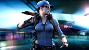 Jill Valentine - BSAA Agent