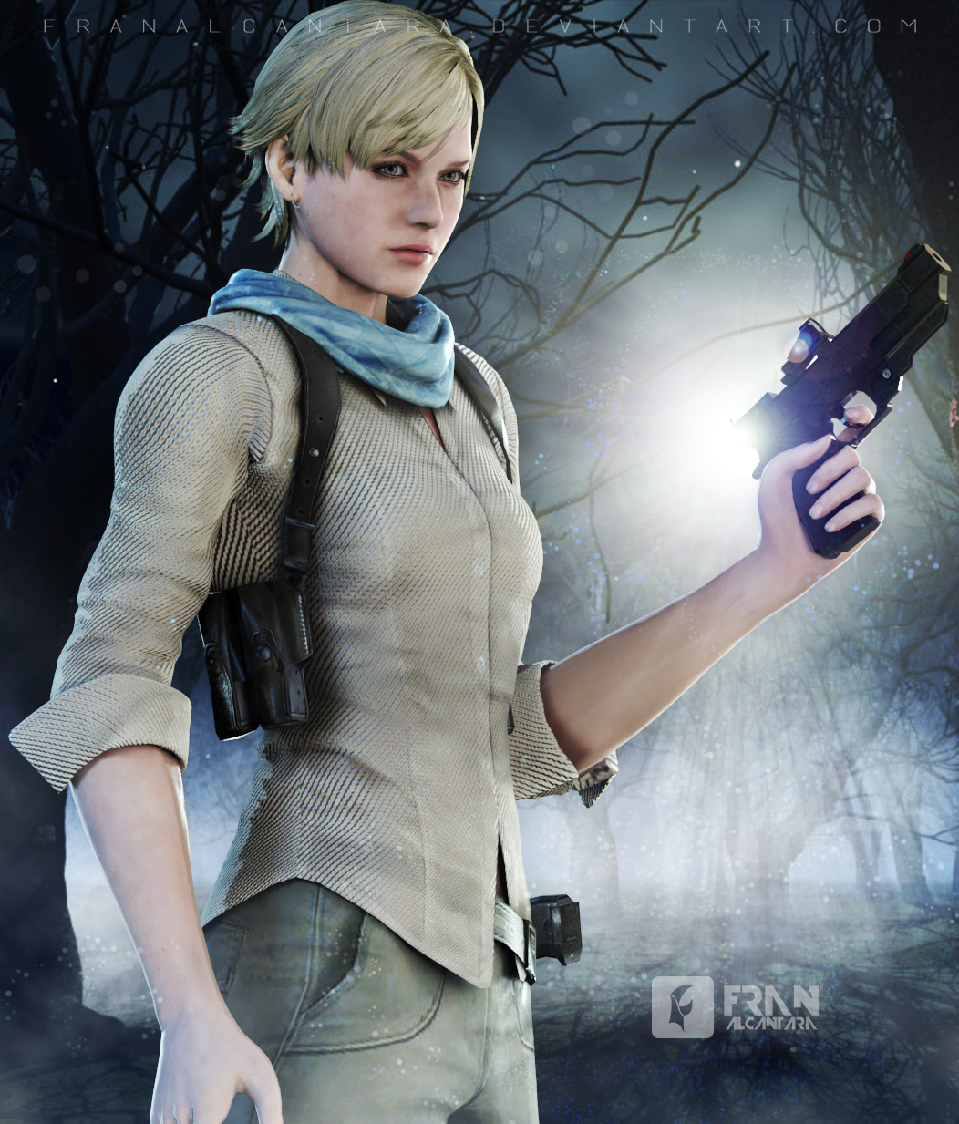 Sherry Birkin - Photopose