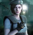 Jill Valentine - HD Remaster