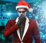 Albert Wesker - Secret Christmas