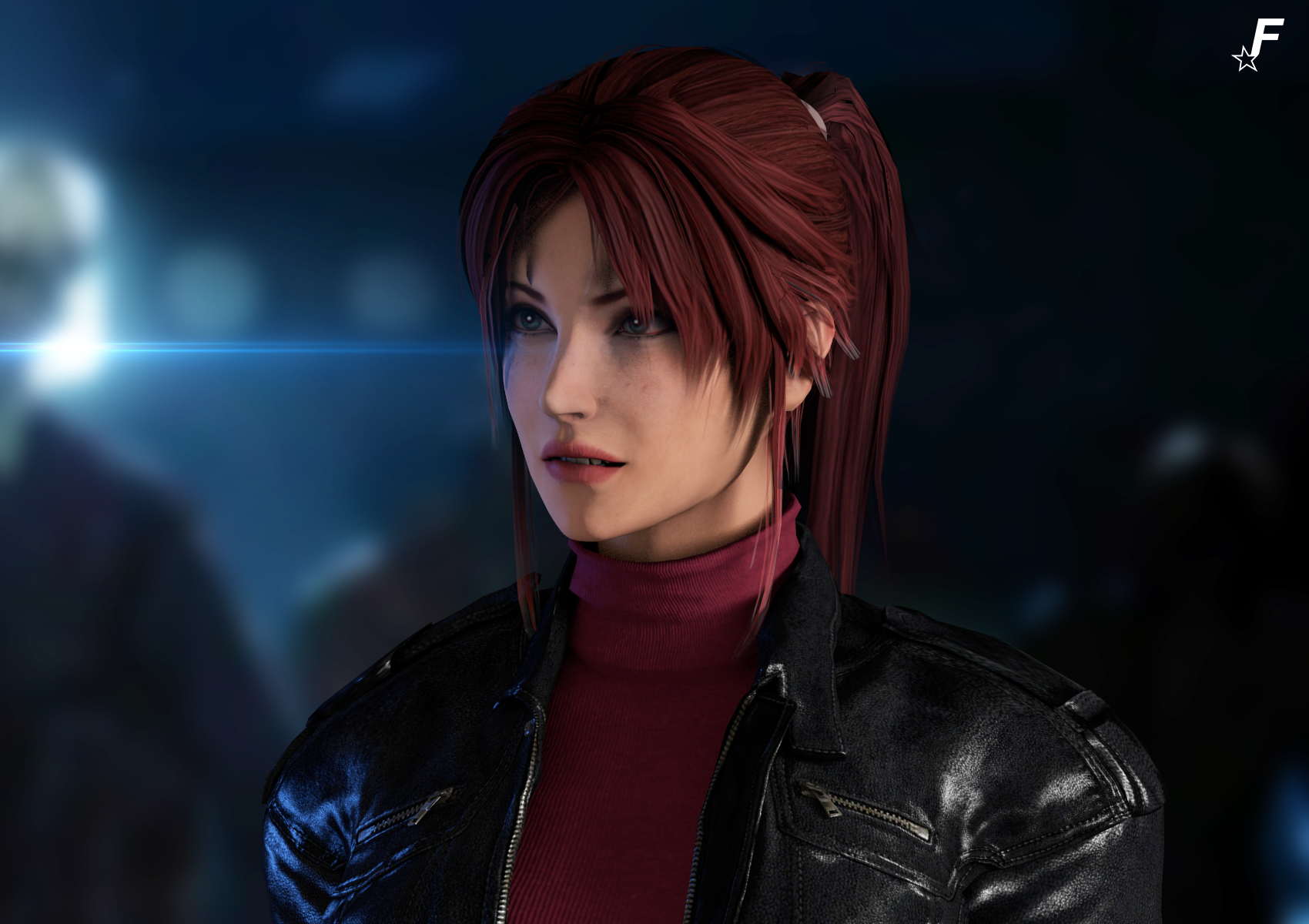 Resident evil claire redfield has a great ass
