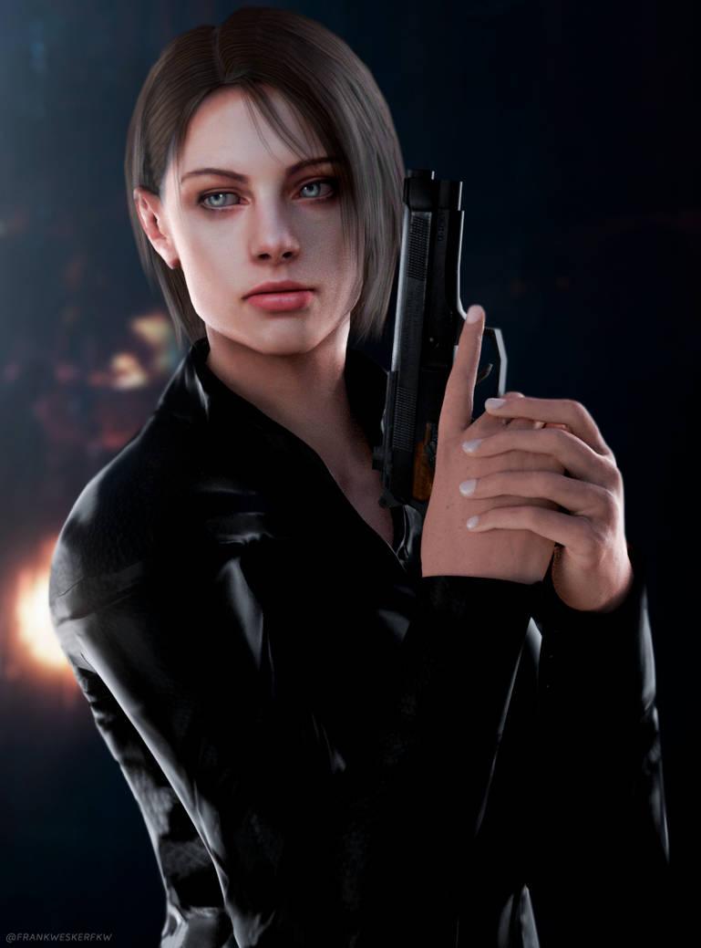 Jill Alternative Costume - Resident Evil 3 Remake by FrankAlcantara
