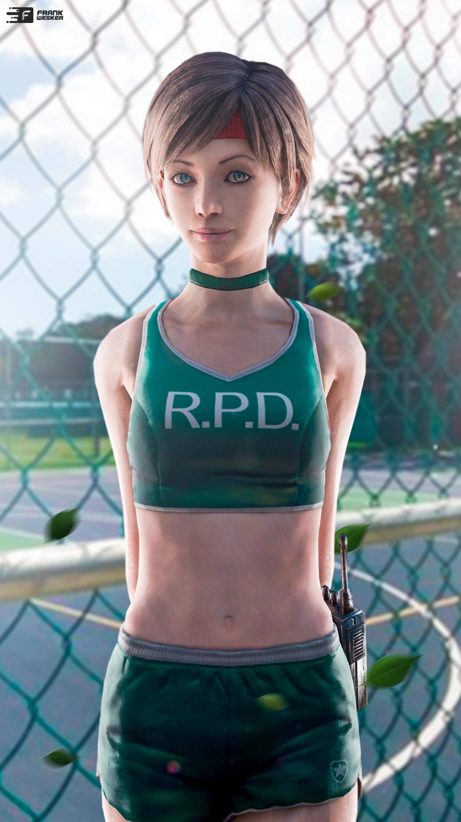 Rebecca Chambers - Sportswear Edition