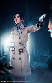 Ada Wong - FBI Agent (Resident Evil 2 Remake)