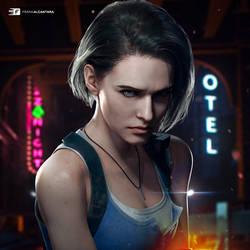 Jill Valentine 2020 - Resident Evil 3 Remake