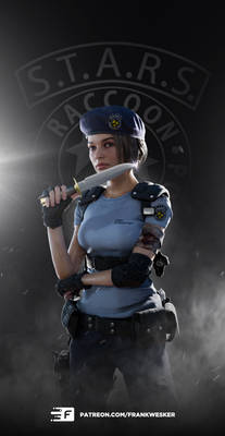 Jill Valentine - S.T.A.R.S. (Resident Evil 3 2020)