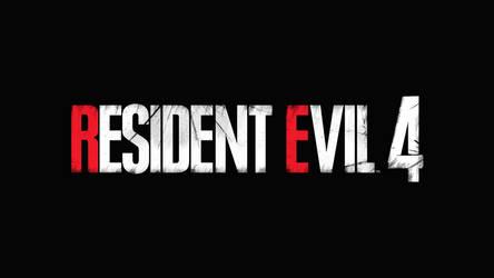 Resident Evil 4 Remake - LOGO
