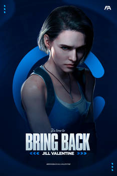 It's Time To - Bring Back Jill Valentine!