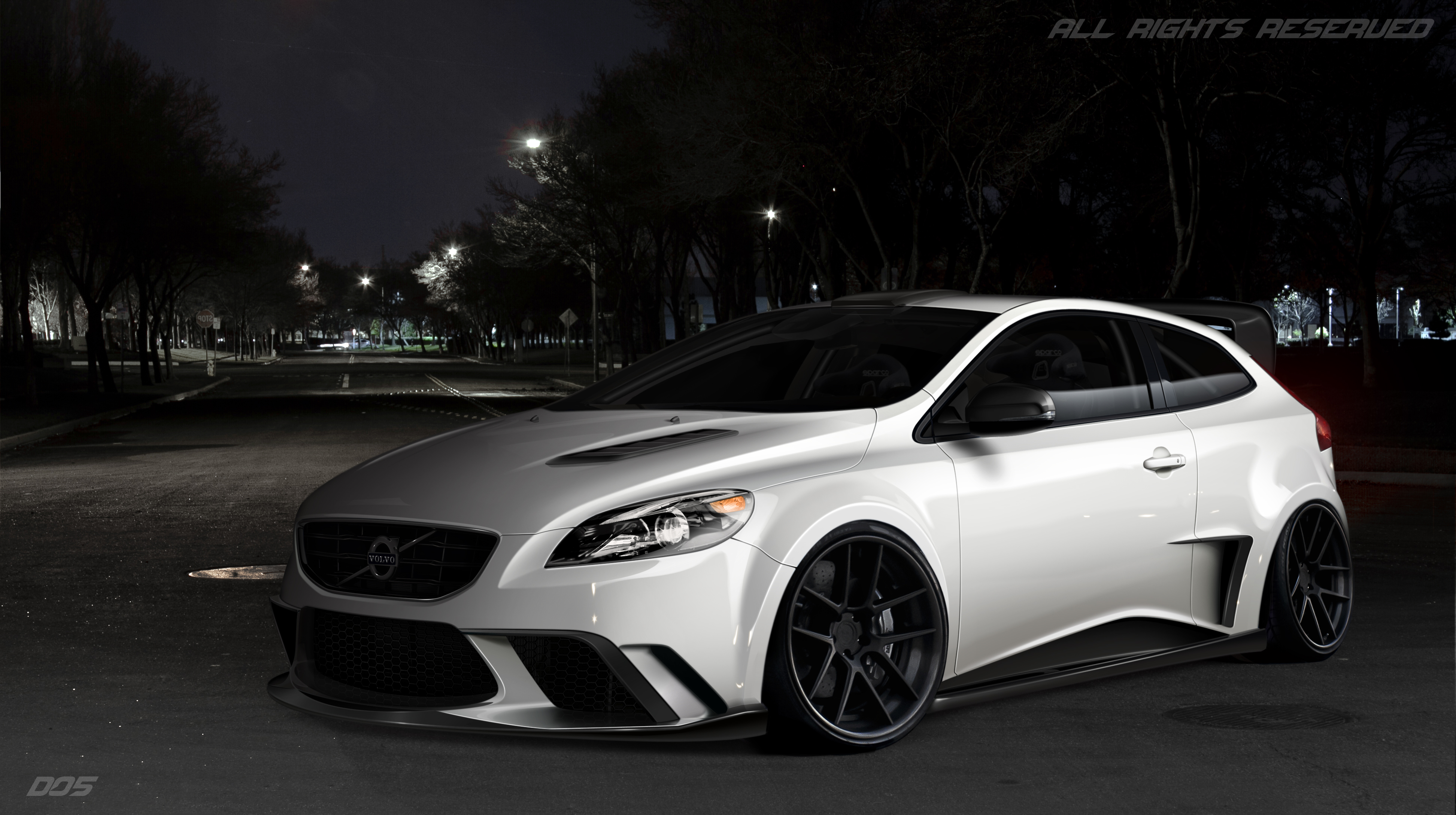 Volvo V40 by thedesign05