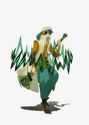 Sword of Melodies by Marcks